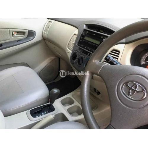 Mobil Toyota Innova Tipe G Matic Bensin 2010 Pajak Panjang Bekas Harga Nego - Bekasi