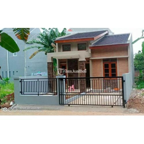 Dijual Rumah Baru Minimalis Cantik di Belakang Perum Bukit Golf Cibubur - Bogor