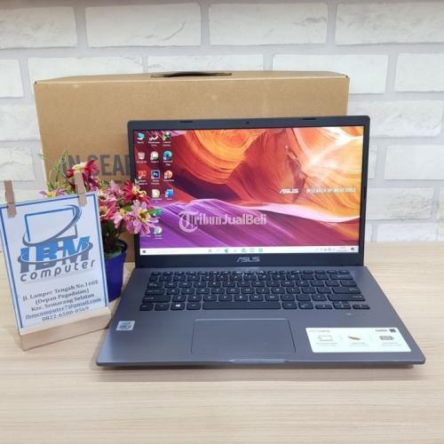 Laptop Asus A409JA i3 SSD Gen 10 Fullset Bekas Normal Bergaransi - Semarang
