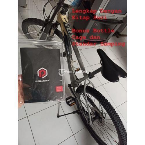 Sepeda Gunung Polygon Xtrada 6 2021 Tipe 1x11 Speed Bekas Like New Mulus - Karanganyar