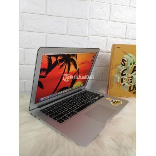 Laptop Macbook Air Mid 2011 Layar 13inch Bekas Mulus No Minus - Bandung