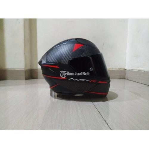 Helm Full Face KYT New Falcon Race (NFR) Size M Bekas Nominus Orisinil - Jogja