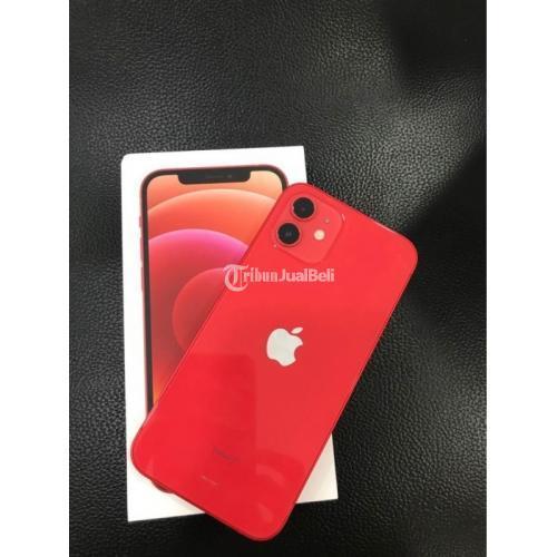 HP Apple iPhone 12 46GB Bekas Like New Garansi On Fullset Ori Nominus - Jogja