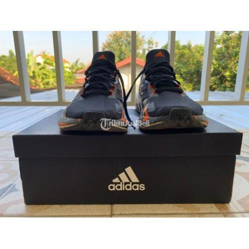 Sepatu Adidas X9000L4 Size 43 1/4 Second Like New Nominus - Jogja