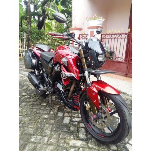 Motor Yamaha Byson 2012 Full Modif Bekas Surat Lengkap Pajak Tertib Harga Nego - Kendal