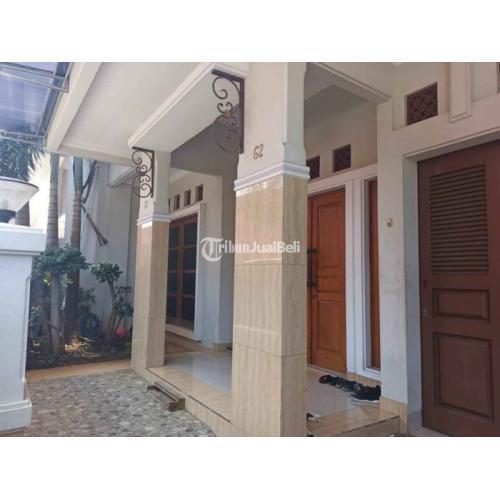 Dijual Rumah Mewah Bangunan Masih Baru LT.208m2 Bebas Banjir Harga Nego - Semarang