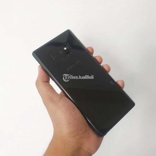 HP Samsung Note 9 Ex Inter Global Fullset Mulus Harga Nego - Malang