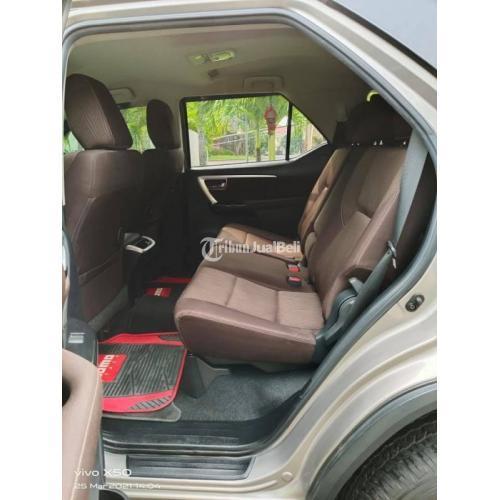 Mobil SUV Toyota Fortuner VRZ G Turbo 2018 Bekas Sehat Surat Lengkap - Surabaya