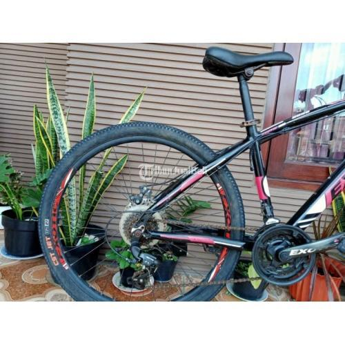 Sepeda Gunung Exotic 2658 Ukuran 26 Alloy Bekas Normal Harga Nego - Sidoarjo