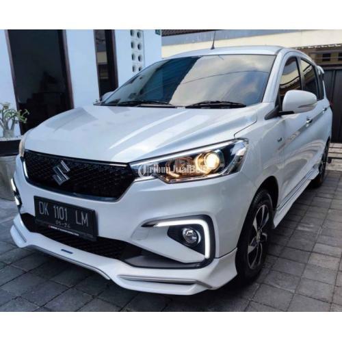Mobil Suzuki Ertiga 2019 Bekas Tangan1 Asli Bali Low KM Like New Harga Nego - Denpasar
