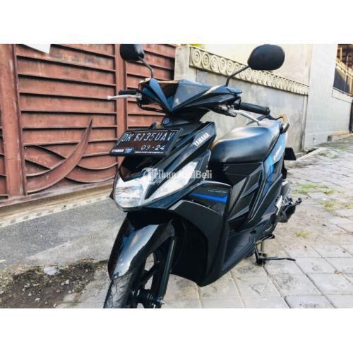 Motor Matic Yamaha Mio M3 2019 Bekas Normal Pajak Panjang - Denpasar