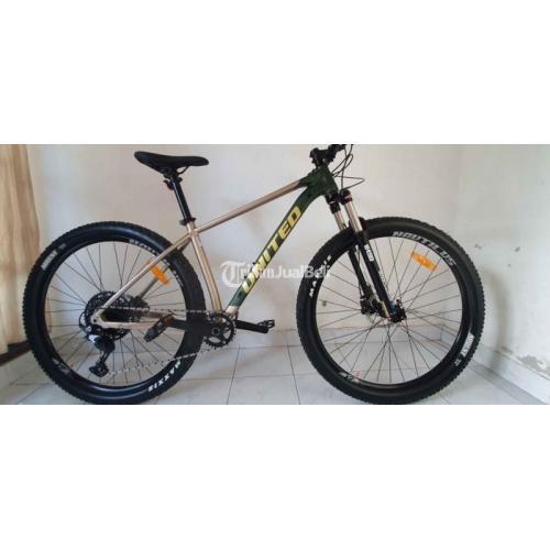Sepeda Gunung United Clovis 6.10 Bekas Like New Mulus Normal - Denpasar