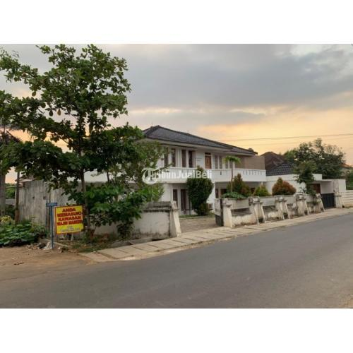 Dijual Rumah Luas Sekali,Besar,Aman,Bebas,Banjir,Nyaman di Kav.DKI - Jakarta
