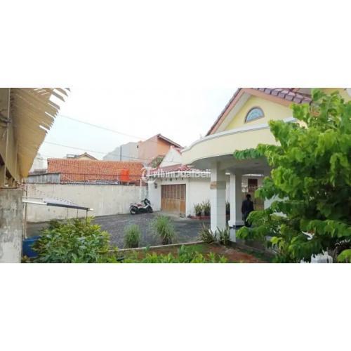 Dijual Rumah Hook LT.850m2 Strategis Tanah Luas di Kebon Jeruk - Jakarta Barat