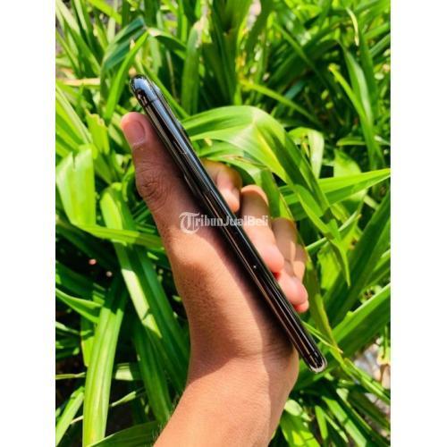 HP iPhone 11 Pro 64GB Space Grey Fullset Bekas Mulus No Minus Garansi - Gresik