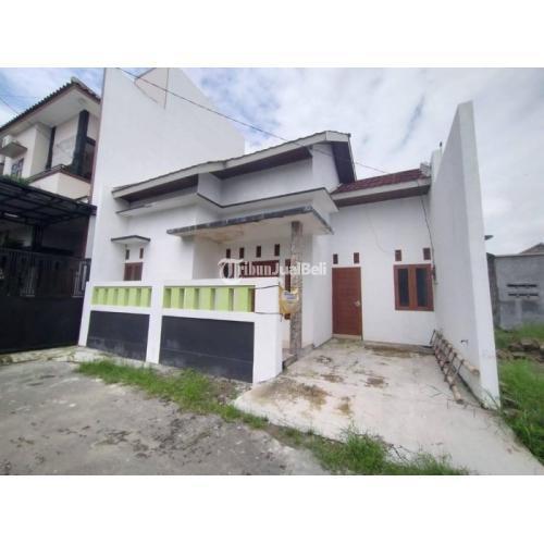Dijual Rumah Baru Luas 80m² 2 Kamar Akses Jalan Lebar Bonus Kitchen set - Karanganyar