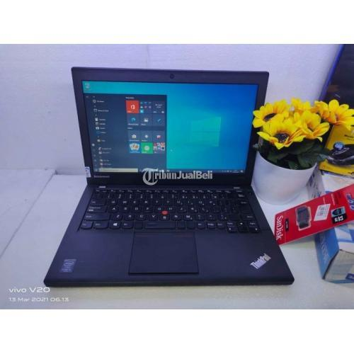 Laptop Lenovo Thinkpad X240 Ram 4GB Hardisk 500GB Bekas Normal Garansi - Solo