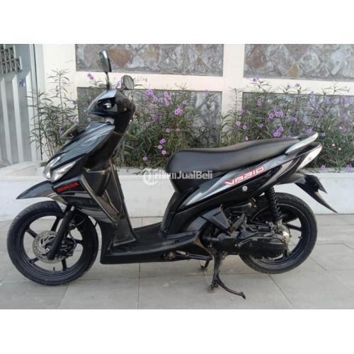 Motor Honda Vario 2011 Pajak Baru Kelistrikan Normal Bekas Mulus - Solo