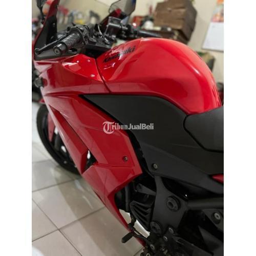 Motor Kawasaki Ninja 250CC 2009 Bekas Body Full Orisinil Pajak Panjang - Jakarta Utara