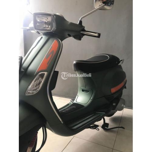 Motor Vespa S 125 Iget 2020 Bekas Pribadi Terawat Mulus Nominus - Surabaya