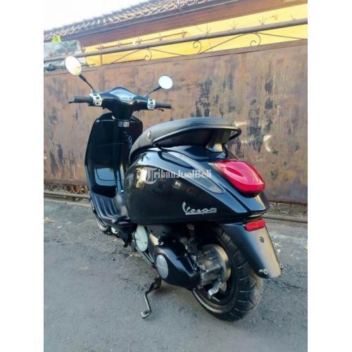 Motor Vespa Primavera 150 3vie 2016 Bekas Asli Bali Surat Lengkap - Denpasar