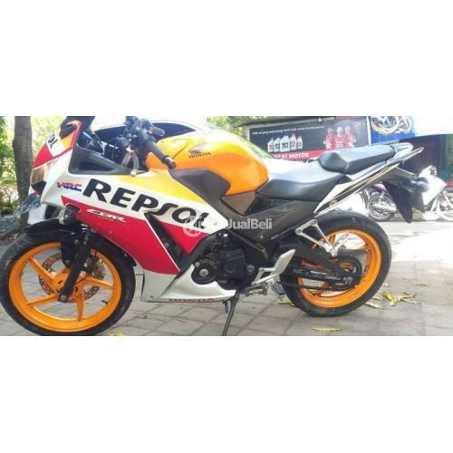Motor Honda CBR Repsol 2014 Bekas Original Surat Lengkap Pajak Hidup - Denpasar
