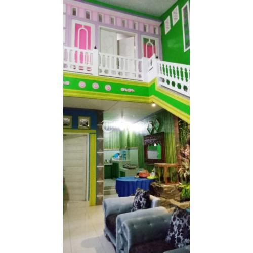 Dijual Rumah 2 Lantai Harga Nego di Perumahan Bumi Hegar Asih - Purwakarta