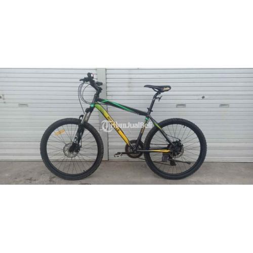 Sepeda Wimcycle Roadtech 2 Ukuran 26 Bekas Like New Normal Mulus - Bangli