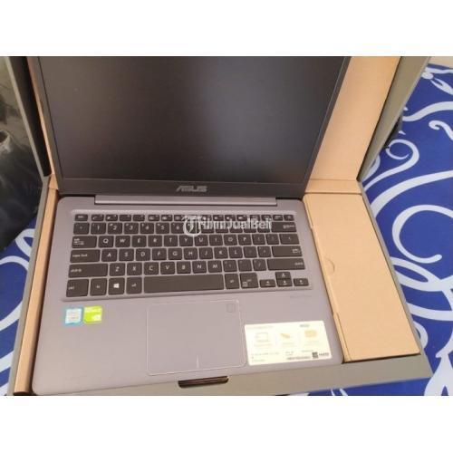 Laptop Asus Vivobook S14 A411U Core i5 Gen8 Bekas Like New Nominus - Jakarta