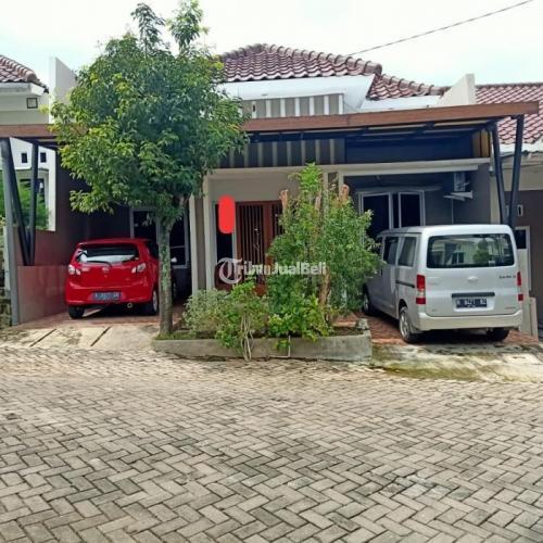 Dijual Rumah Bagus Mewah Luas 126 2 SHM IMB Bekas Harga Nego - Semarang