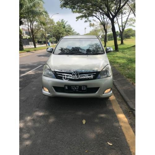 Toyota Kijang Innova G 2008 Matik Bensin Pajak Panjang Bekas Normal - Surabaya