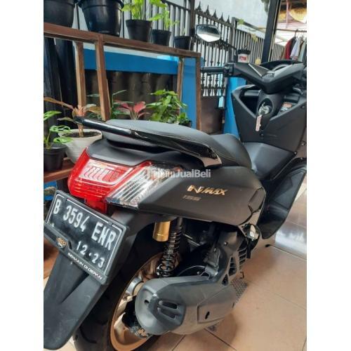 Motor Yamaha NMax 2018 Bekas Surat Lengkap Pajak Hidup Harga Nego - Jakarta