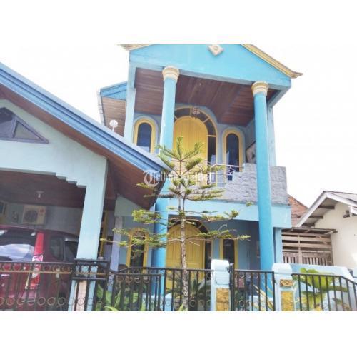 Dijual Rumah 2 Lantai LT.120m2 di Perumahan Pulutan Permai Harau - Lima Puluh Kota
