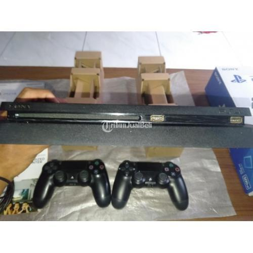 Konsol Game Sony PS4 Slim 500gb Bundle FIFA 19 Fullset Like New - Jakarta