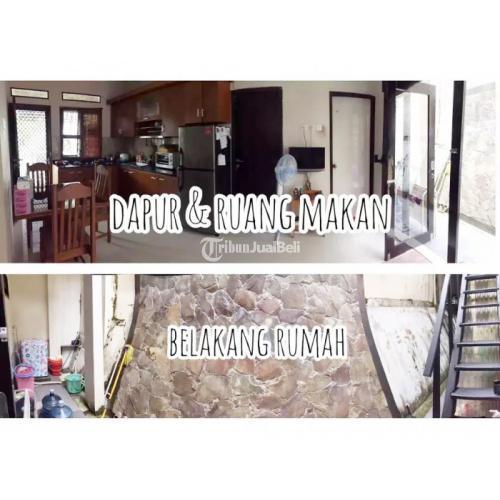 Dijual Rumah 2 Lantai LT.150m2 Full Furnished Posisi Depan Taman - Kota Balikpapan