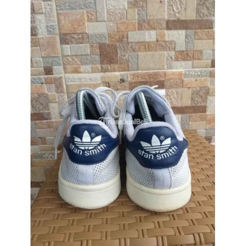 Sepatu Adidas Stan Smith Size 42.5 Bekas Bagus Layak Pakai Harga Murah - Makassar