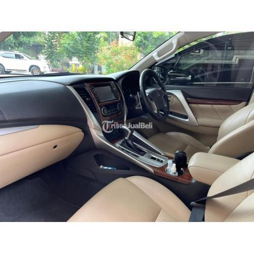 Mobil SUV Mitsubishi Pajero Sport Ultimate 4X2 AT Diesel Bekas Tangan1 Harga Nego - Medan