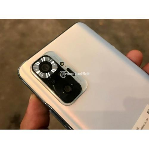 HP Xiaomi Redmi Note 10 Pro 6/64GB Bekas Like New Nominus Mulus - Pontianak