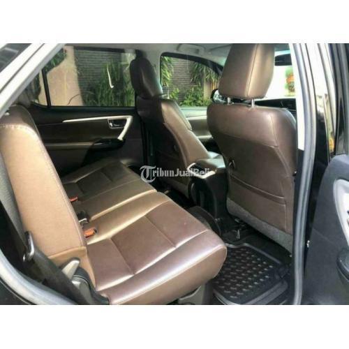 Mobil SUV Toyota Fortuner  VRZ Diesel 2019 Bekas Sehat Surat Aman Pajak On - Pontianak