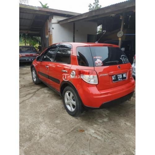 Mobil Suzuki SX4 2007 Bekas Surat Lengkap Pajak Hidup Unit di Samboja - Kutai Kartanegara