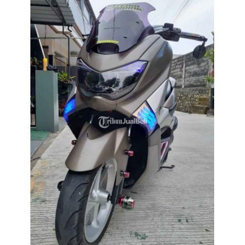 Motor Yamaha Nmax 155 2015 Bekas Terawat Normal Surat Lengkap - Balikpapan