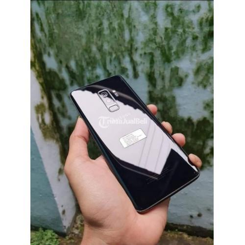 HP Samsung S9 Plus 128GB Bekas Fullset Original Nominus Harga Nego - Majalengka