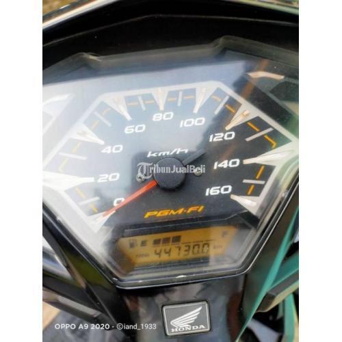 Motor Honda Vario 125 CBS ISS 2016 Bekas Mulus Orisinil Surat Lengkap - Bandung