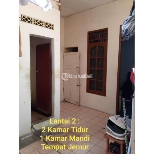 Dijual RUMAH DUA PETAK DAN DUA LANTAI DI DEKAT MRT BLOK A COCOK UNTUK KOST KOSTAN - Jakarta Selatan