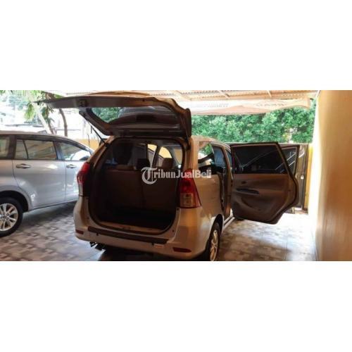 Mobil Toyota Avanza G 1.3 Matik 2012 Silver Pajak Panjang Bekas Mulus - Jakarta Selatan