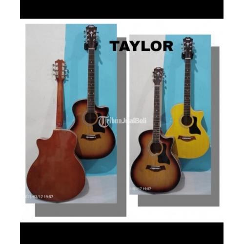 Gitar Akustik Baru Harga Promo Mulus No Minus Kualitas Premium - Jakarta Pusat