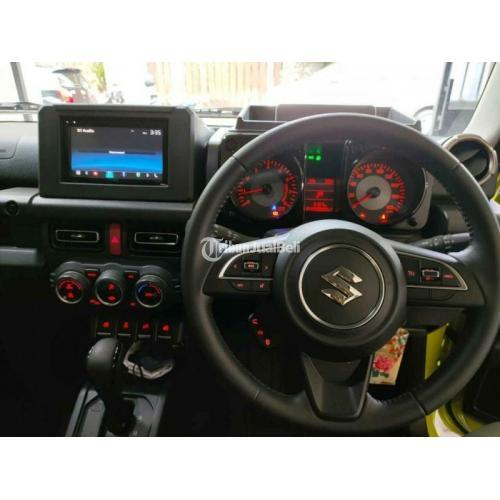 Mobil Suzuki Jimny AT 2019 Warna Khas Bekas Kondisi Normal Harga Nego - Surabaya