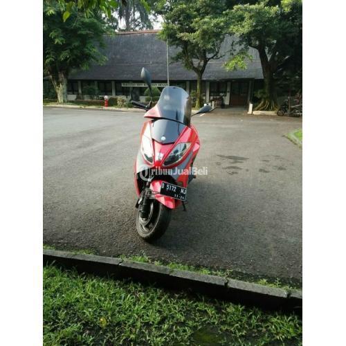 Motor Benelli zafferano 250CC 2014 Rem Depan Cakram Ganda Bekas Normal - Bandung