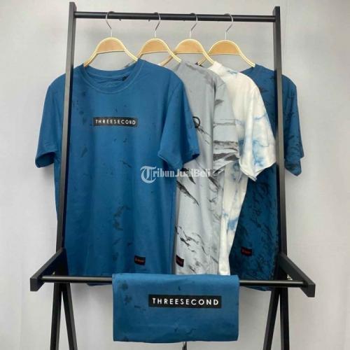 Kaos Distro Baru Original Size M-XL Kualitas Import Harga Murah - Cirebon