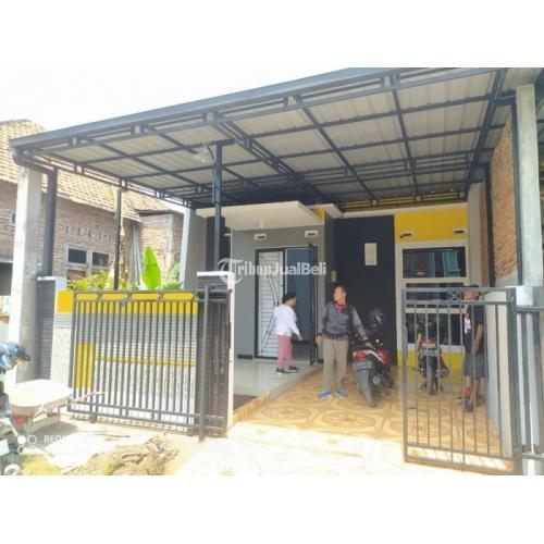 Dijual Rumah Baru Minimalis Tipe 55 Luas 84 m2 SHM PBB Harga Nego Bonus Pagar - Semaran